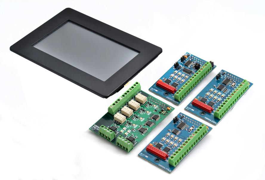 платы расширения для VM800P VI
